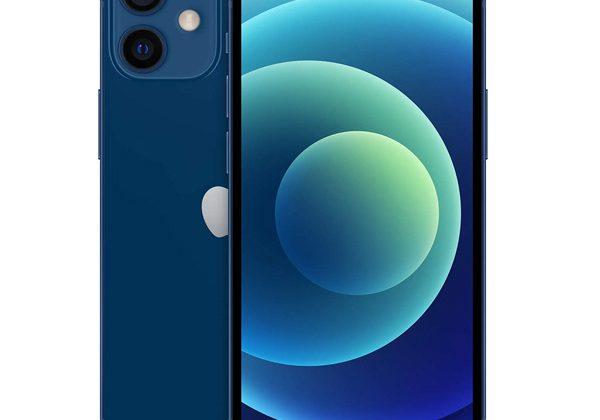 گوشی-موبایل-آیفون-12-مینی-اپل-blue